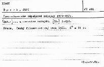 Československé zápalkove nálepky 1976-19