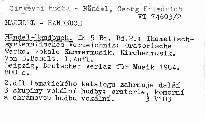 Händel-Handbuch