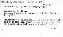 Bendžamin Britten