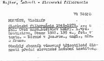 Slovenska filharmonia 1949-1979