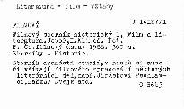 Filmový sborník historický                         ([Díl] 1)
