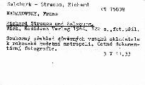 Richard Strauss und Salzburg