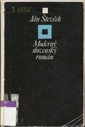 Moderný slovenský román