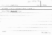 Retenční indexy v plynové chromatografii