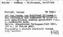 Auf den Spuren von Gottfried Silbermann
