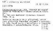 Collegium musicum 1984