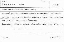 Josef Navrátil a český romantismus