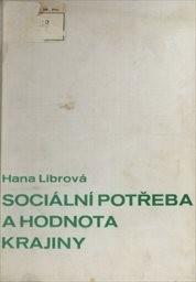 Sociální potřeba a hodnota krajiny