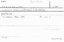 Frekvencia tvarov a konstrukcii v sloven