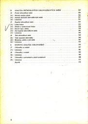 Analyza uhlovodikovych surovin.