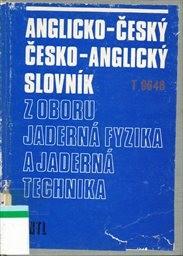 Anglicko-český a česko-anglický slovník z oboru ja