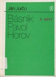 Básnik Pavol Horov