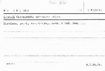 Zborník Slovenského národného múzea                         ([Zv.] 25, roč. 79 - 1985)