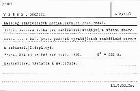 Katalog zemedelskych mechanizacnich pros