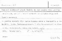 Kalendář historický národa českého to jest souhrn všech pamětihodných dat, jubileí i výročí událostí ze slavných dějin země České i Moravské                         (Díl 2)