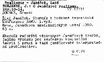 Živý Janáček
