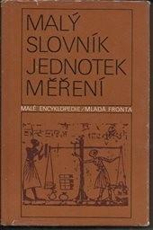 Malý slovník jednotek měření