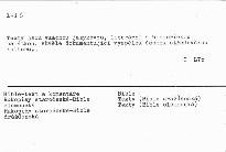 Staročeská Bible drážďanská a olomoucká s částmi Bible litoměřicko-třeboňské                         ([Díl] 2,)
