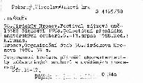 58. Jiráskův Hronov