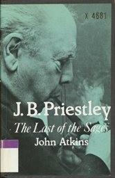 J. b. priestley.