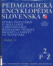 Pedagogická encyklopédia Slovenska