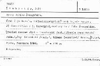 Praha Jiřího Švengsbíra