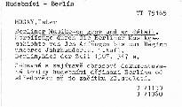 Berliner Musike - en gros und en détail