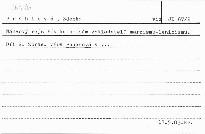 Názvový rejstřík ke spisům zakladatelů marxismu-leninismu                         (Díl 2)