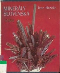 Mineraly slovenska.