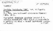 Profily rockfestu 1986
