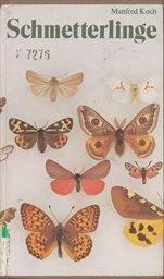 Wir bestimmen Schmetterlinge