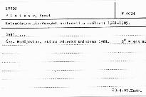 Kalendarium jihoceskych osobnosti a udal; Kalendárium jihočeských osobností a událostí 1981-1985