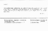 Identifikace dokumentu