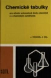 Chemické tabulky pro střední průmyslové školy chemické a s chemickým zaměřením