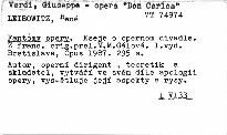 Fantomy opery