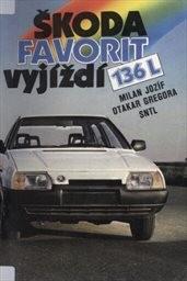 Škoda Favorit 136 L vyjíždí