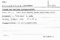 Studien zur Berliner Kunstgeschichte