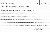 Zborník Slovenského národného múzea                         ([Zv.] 23, roč. 77 - 1983)