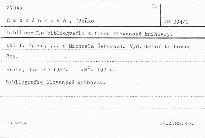 Bibliografie bibliografií z fondu Slovanské knihovny