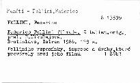 Federico Fellini filmuje