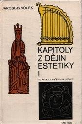 Kapitoly z dějin estetiky                         ([Díl] 1,)