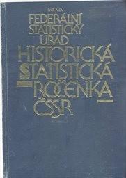 Historická statistická ročenka ČSSR