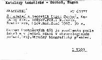 Skladatel a teoretik Eugen Suchoň