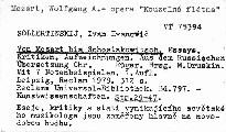 Von Mozart bis Schostakowitsch