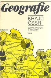 Geografie krajů ČSSR