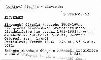 Slovenské divadlá v sezóne 1982-1983
