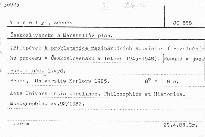Československo a Marshallův plán
