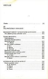 Česká literatura první poloviny 20. stol