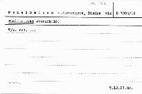 Numismatický sborník                         (16)