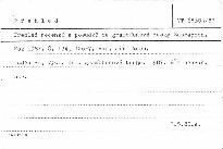 Přehled recenzí a posudků na gramofonové desky                         (Číslo 124)